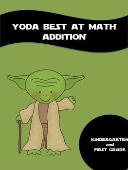 Star Wars - Yoda Best at Math Addition