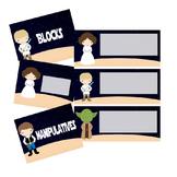 Star Wars classroom printable set