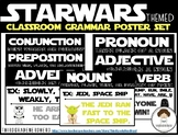Star Wars inspired Grammar Posters: Parts of Speech *May t