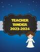 Star Wars themed Teacher Binder 2018-2019