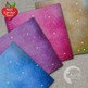 Star Watercolor Digital Papers {Best Teacher Tools} AMB-1452