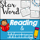 Star Word Reading & Writing