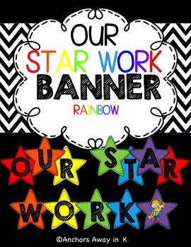 Star Work Banner