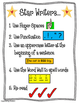 Star Writers Pack