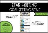 Star Writers - Visual Goal Setting Writing Scale