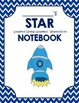 Star and Space folder and notebook covers