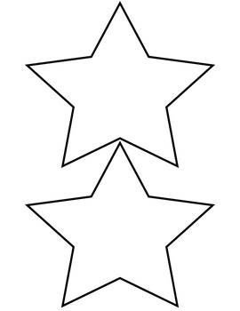 Star for 100 Wall