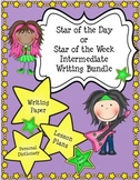 Star of the Day Bundle for 3-5: Star of the Day Plans, Certificates & MORE