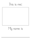 Star of the Month Packet - printable