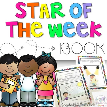 Star of the Week Booklet