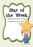 Star of the Week - Celebrating the lives of the students i
