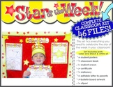 Star of the Week - Complete Classroom Kit {Editable}