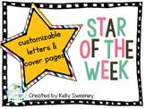 Star of the Week Letters (Keynote)