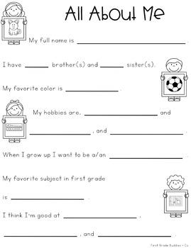 Star of the Week Packet
