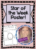 Star of the Week Poster!