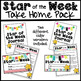 Star of the Week Take Home Pack