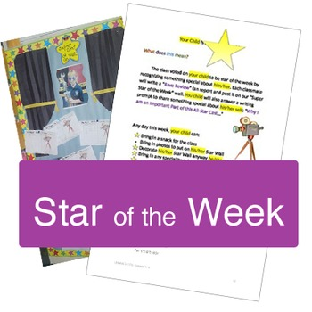 Star of the Week Theme