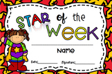 Star of the week (Diploma)