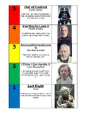 Star wars 5 point scale