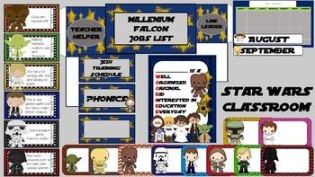 Star wars classroom