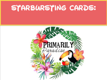 StarBURSTING Labels