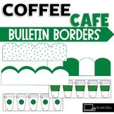 Starbooks Bulletin Board Borders ll Volume 5 Coffee Cups a