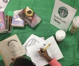 Starbooks Cafe Book Tasting