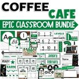 Starbooks Coffee Classroom Themes Decor VENTI Bundle Starbucks