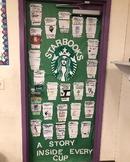Starbucks Reading Review Bulletin Board