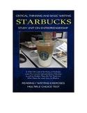 Starbucks Study Unit in Entrepreneurship