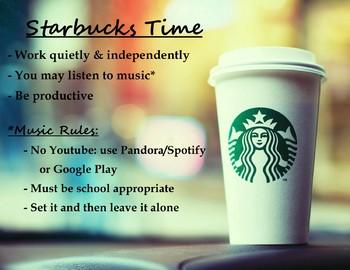 Starbucks Time