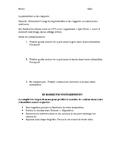 Starburst Activity- La Probabilité et des rapports