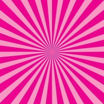 Backgrounds - Starburst Effect Digital Papers - Clip Art