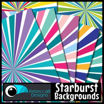 Starburst Digital Papers