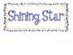 Starburst Behavior Chart