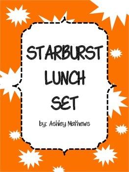 Starburst Lunch Set
