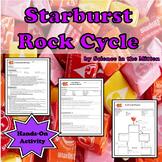 Starburst Rock Cycle Lab