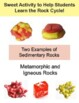 Starbursts and the Rock Cycle