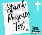 Starch Presence Test Guide