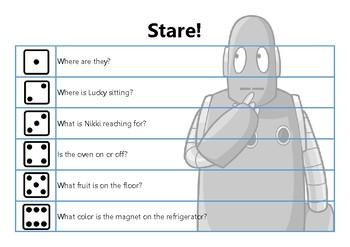 Stare! A Classic Visual Memory Game