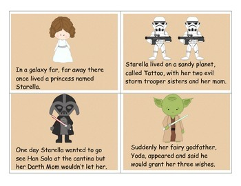 Starella -Cinderella Star Wars Version