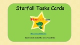 Starfall Task Cards