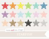 Starfish Clipart; Beach, Ocean, Sea, Animal, Star Fish