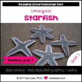 Starfish • Reading Passage with Comprehension Questions • RL I