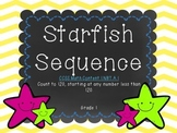 Starfish Sequence- CCSS Math Grade 1- Count numbers from 1-120