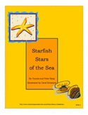 Starfish Stars of the Sea reading activities unit printables graphic organizers