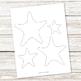 Starfish Texture Art (Summer)