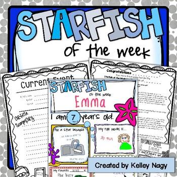 Starfish of the Week