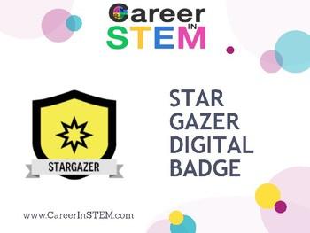 Stargazer Digital Badge