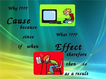 Stargirl Cause/Effect Powerpoint